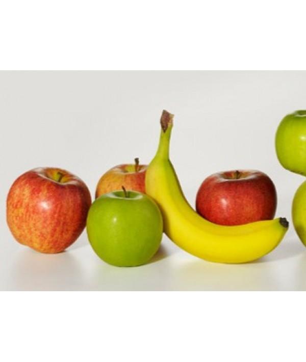 Piure de mere cu banane
