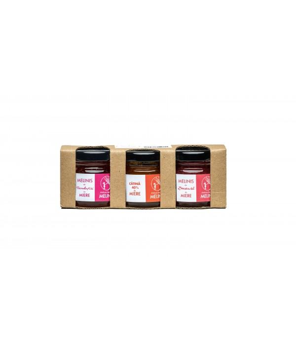 Melinis fresh si aromat - set 3 buc 40g