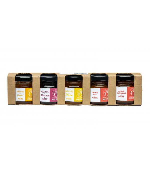 Melinis arome de toamna - set 5 buc 40g