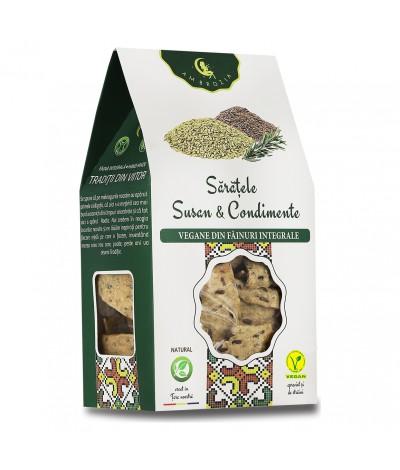 Saratele  Susan & Condimente