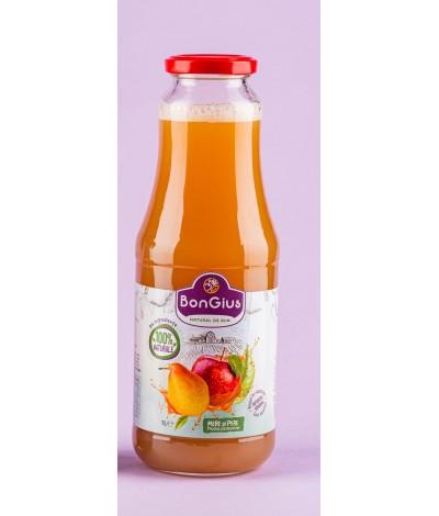 Suc natural din mere si pere