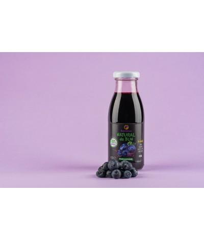 Suc natural din afine